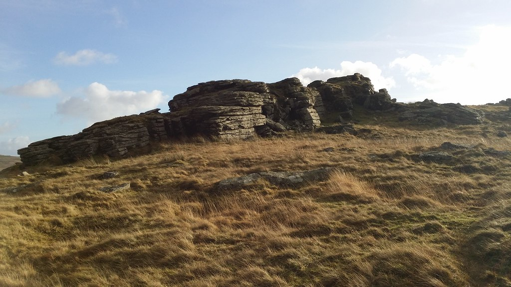 East Mill Tor #dartmoor #sh
