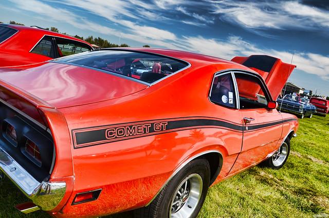 1973 Mercury Comet GT | Flickr - Photo Sharing! Mercury