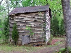 Granville County Tobacco Barns