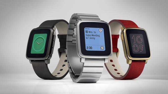 Ceasul Pebble Time Steel isi face aparitia pe Kickstarter 143