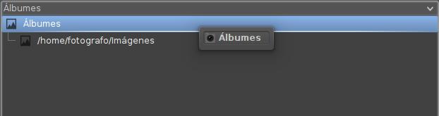 no se puede agregar nuevo album