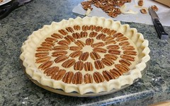 pie, pastry, baking, blueberry pie, baked goods, produce, food, dish, cuisine,