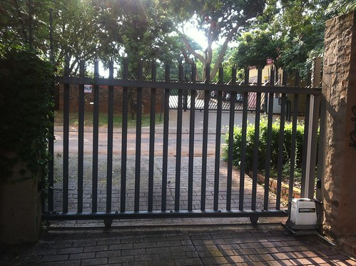 The Guesthouse Security Gate