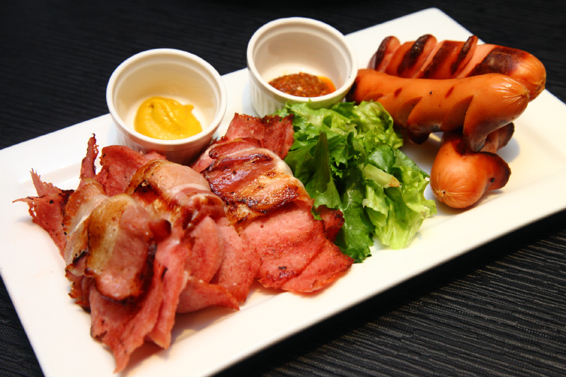 My Charcoal Bar BBQ-Pork-Platter