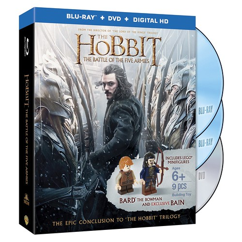 The Hobbit: Battle of the Five Armies Target Exclusive