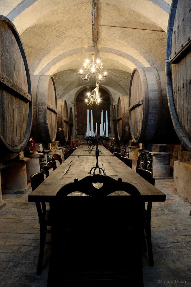 Castello Semivicoli_bottaia_Laura Gioia