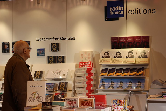 Radio France éditions - Salon du Livre de Paris 2015