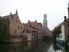 Brugge canal & Belfort