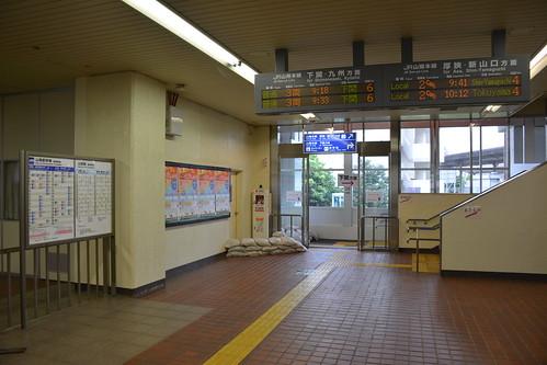 新下関駅南口