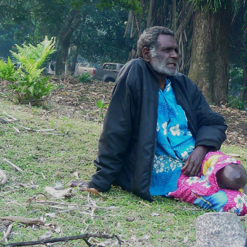 Chief Jack Kapum – A Vanuatu Coffee Visionary.