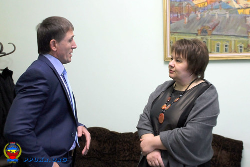 Начальник отдела социальной поддержки населения Кировоградского городского совета Волк Юлия Николаевна (4)