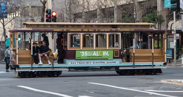 Cable Car 58