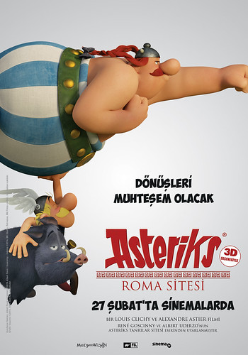 Asteriks: Roma Sitesi - Astérix: Le Domaine Des Dieux