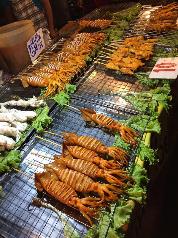 10. Night market delight