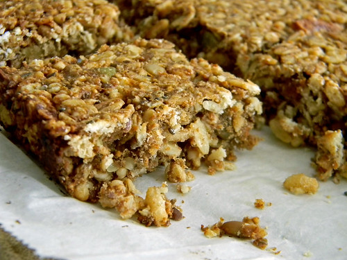 Healthy Hearty Granola Bites