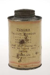 Zenobia Talcum Powder - TWCMS:G3781