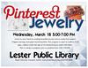 Pinterest Jewelry