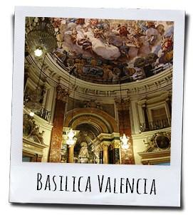 De kerkje van de inwoners van de stad Valencia