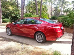 New Ford Fusion!
