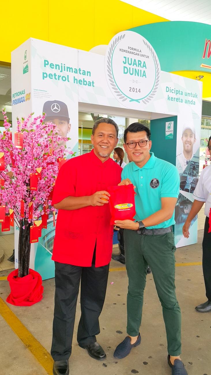 Petronas Coffee Break