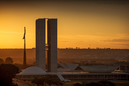 light brazil building sunrise landscape golden df brasilia nascer brasileira nascerdosol nationalcongress congressonacional brasilemimagens fotopaulorezende
