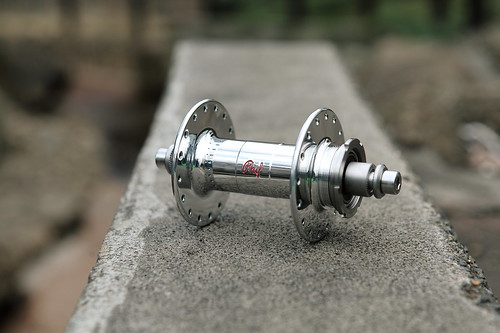 Phil Wood & Co. - High Flange Track Hub