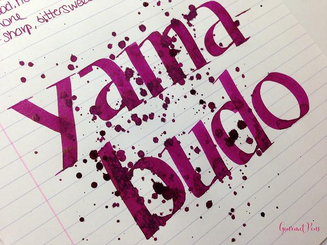 Ink Shot Review Pilot Iroshizuku Yama-Budo @PilotPenUSA (5)