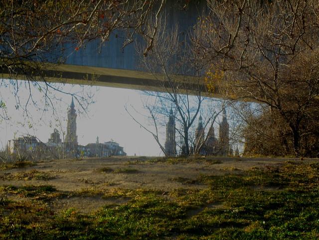Torres y puente de las Fuentes