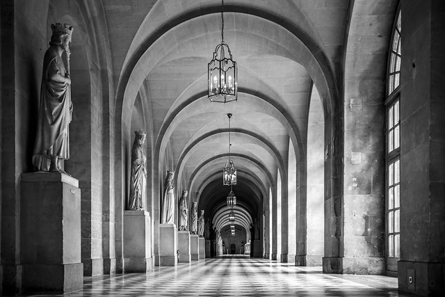 Versailles, Galerie