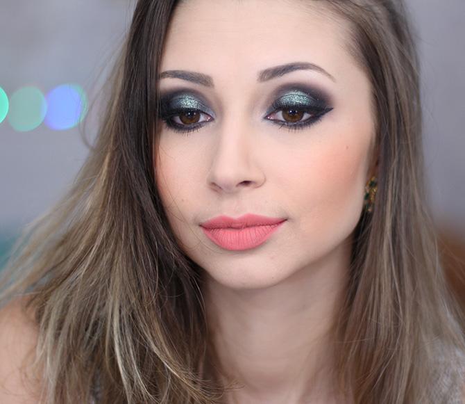 01-maquiagem com pigmento verde blog sempre glamour jana taffarel