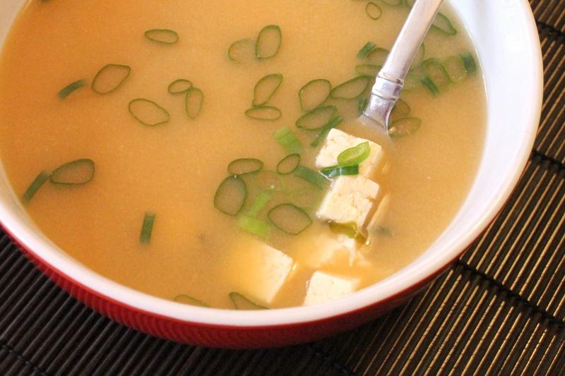 Miso Soup, 3