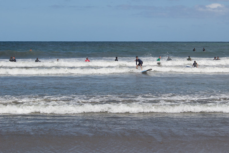 surfing, Sayulita, Mexico