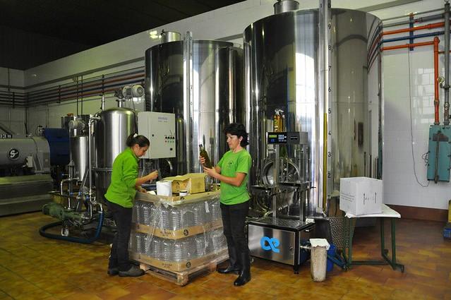 AionSur 16694140852_486e257255_z_d Andalucía supera a Cataluña y lidera las exportaciones agroalimentarias gracias al empuje del aceite de oliva Sin categoría Producción aceite