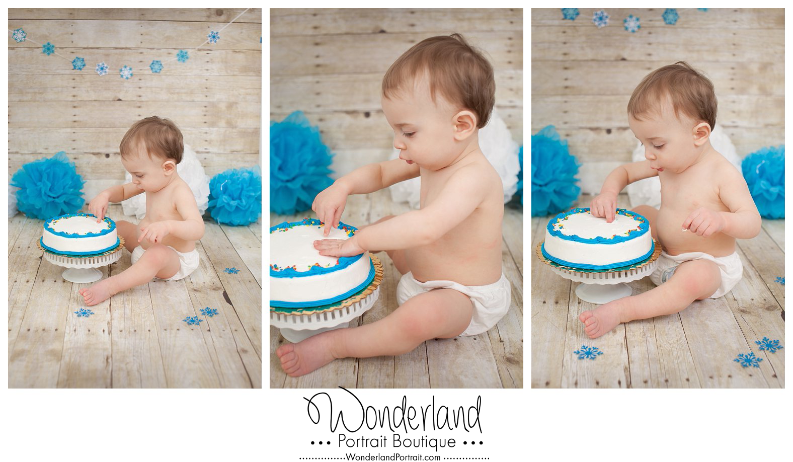 First Birthday Ideas  Richboro Yardley Bucks County First birthday Photographer WonderlandPortrait.com