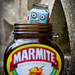 Hungry Robot and Marmite