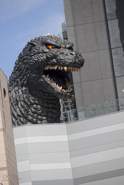 Kabukicho_Godzilla-6