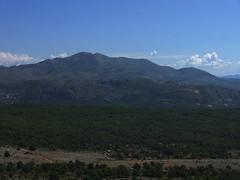 View from Mount Srdj