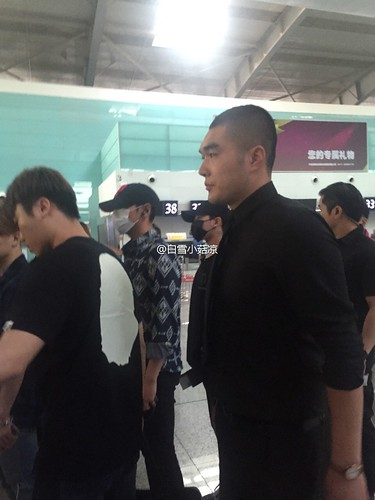 Big Bang - Dalian Airport - 26jun2016 - seungri1314 - 13