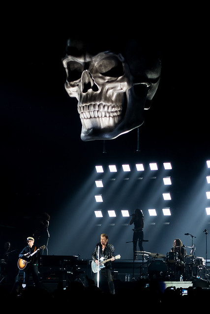 Johnny Hallyday - Stay alive - Bercy, Paris (2015)
