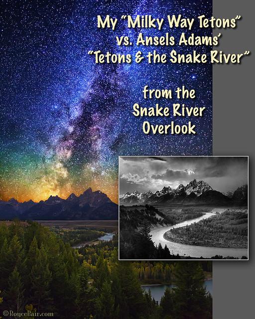 Finding Ansel Adams' Tripod Holes