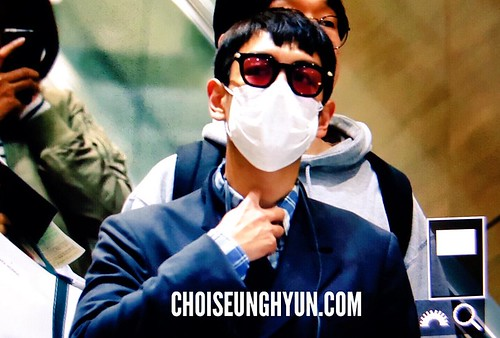Big Bang - Incheon Airport - 03dec2015 - Choidot - 01