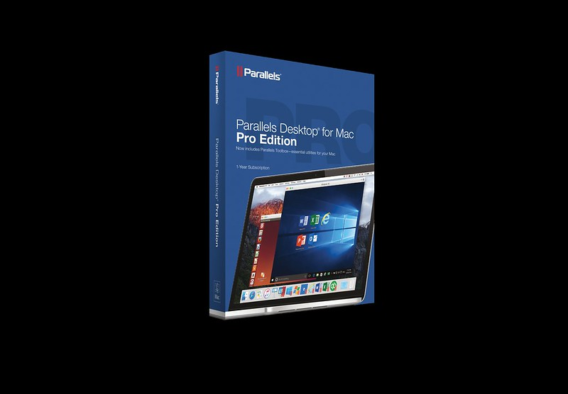 Parallels Desktop 12 for Mac Pro Box