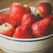 Strawberries by Anna Peaches