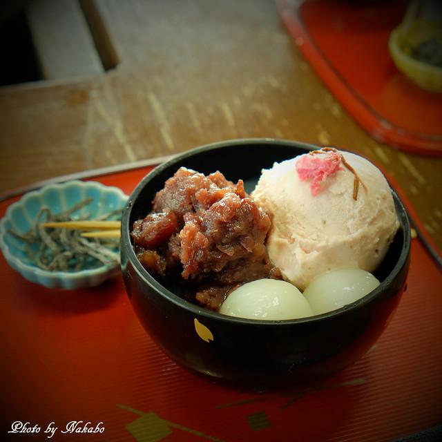 甘味「桜見物」 by Nakabo