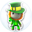 St. Patrick's Costume Icon