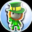 St. Patrick's Costume Icon