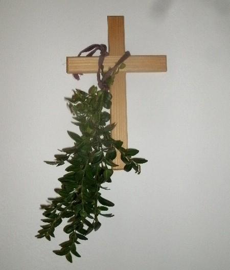 Kreuz am Sonntag Palmarum