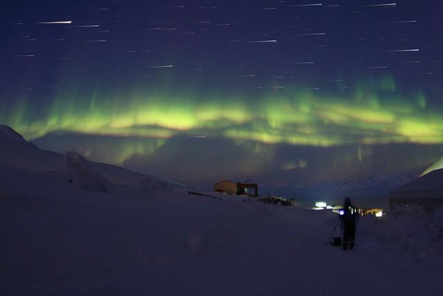 Svalbard somma aurora 5