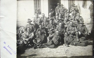10th Australian Light Horse regiment in Jerusalem - 1917