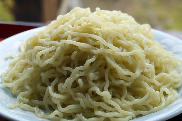 丸喜製麺ゆで麺